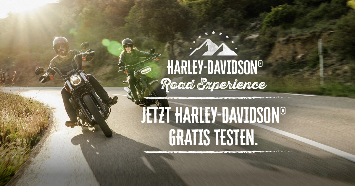 Harley Davidson Black Friday Ad